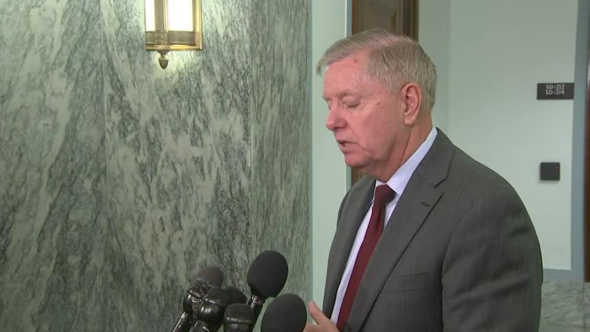 Graham: Senators seek bipartisan shutdown solution