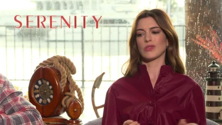 Hathaway: Oscar hosting is 'so much work'