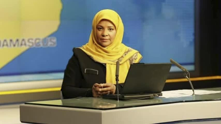 American anchor for Iranian TV arrested in Mo.