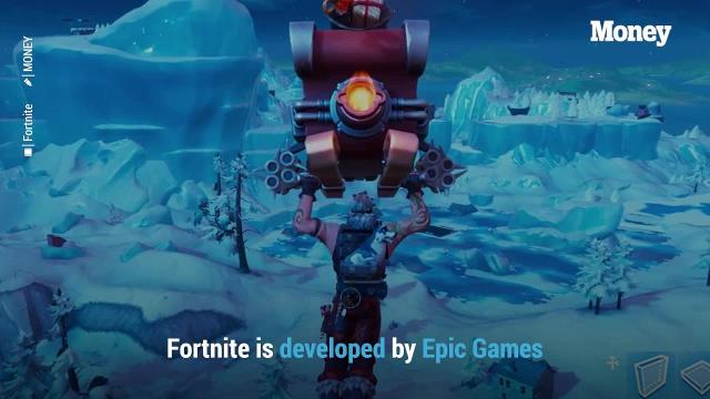 How Fortnite makes its money