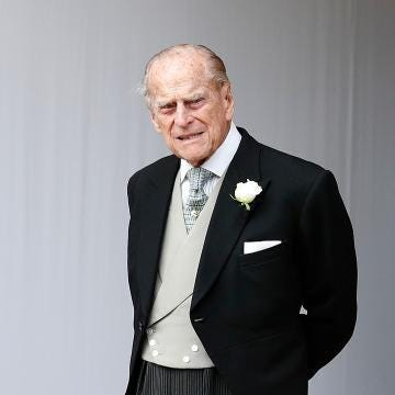 Prince Philip was unharmed after getting into a car wreck at the age of 97 years old, Buckingham Palace said.