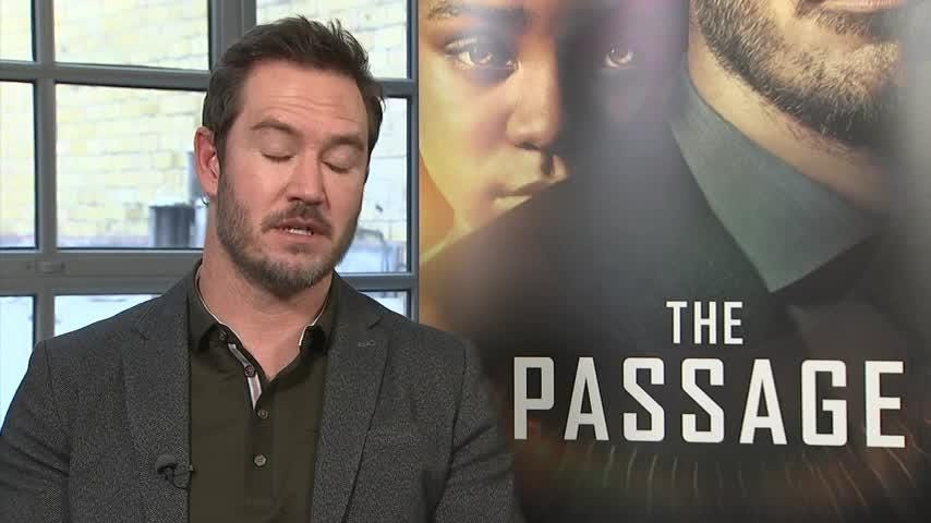 """""""Saved by the Bell"""" and """"The Passage"""" star Mark-Paul Gosselaar's trophy cabinet is full of awards for dangerous hobbies. (Jan. 19)"""
