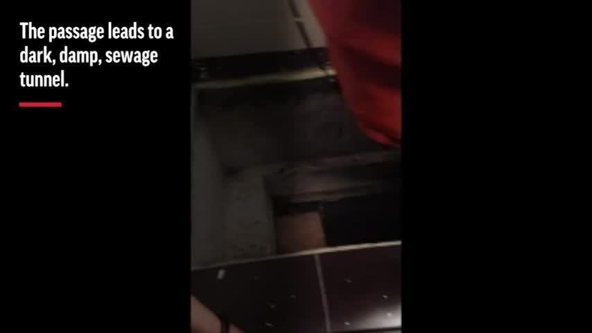 El Chapo trial: govt. shows escape tunnel video