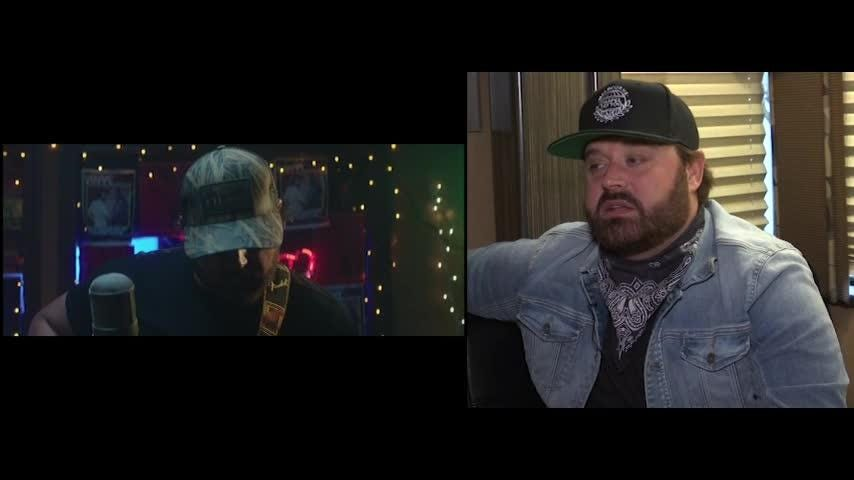 """Country singer Randy Houser released his new album """"Magnolia"""" along with an accompanying short film. He wants his fans to experience both elements together.(Jan. 18)"""