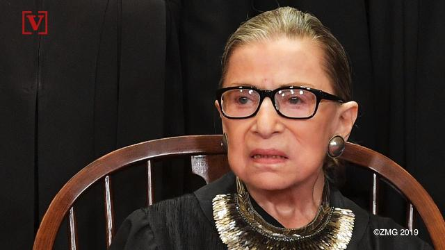 'Fox & Friends' apologizes for graphic saying Ruth Bader Ginsburg died