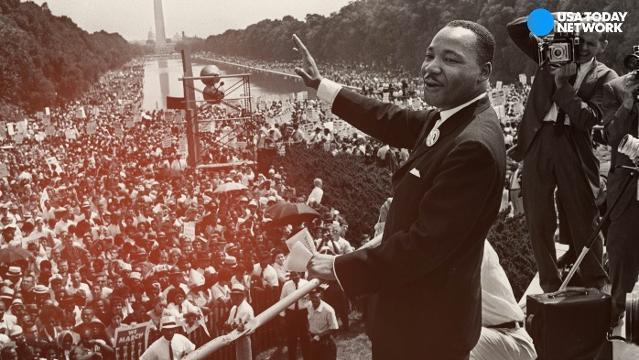 Why A Detroit Native Was Compelled To Mimic Dr Martin Luther King Jr