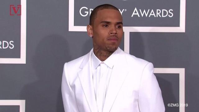 Chris Brown stor Dick