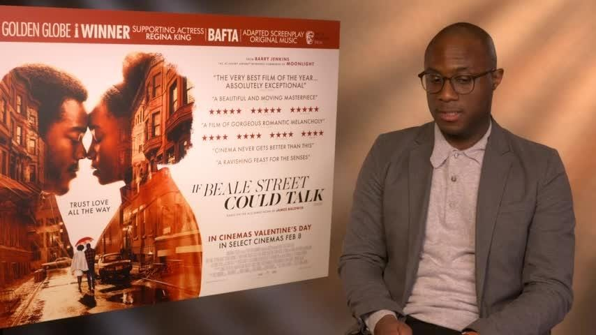 Barry Jenkins Oscar Nomination Is A Really Lovely Honor