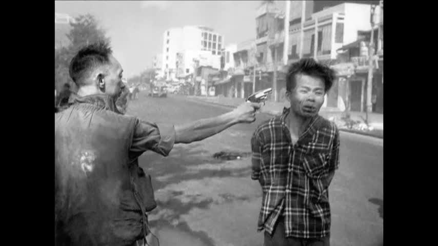 Today In History For Feb 1 Iconic Vietnam War Image