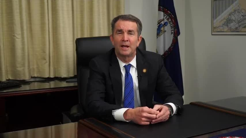 Virginia governor Ralph Northam apologizes for 1984 racist photo