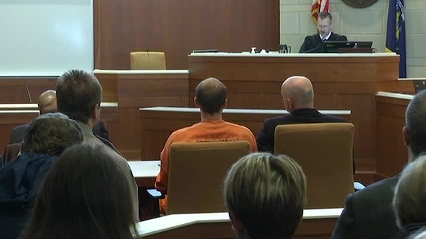 Suspect in Jayme Closs' abduction appears in court
