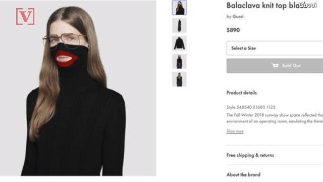 Gucci apologizes for sweater resembling blackface 516ba45b53ba