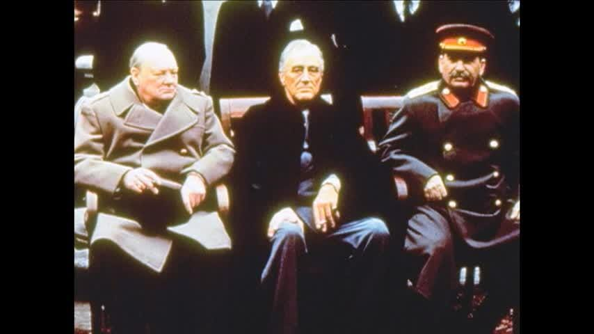 On this day Feb. 11: Yalta accords signed