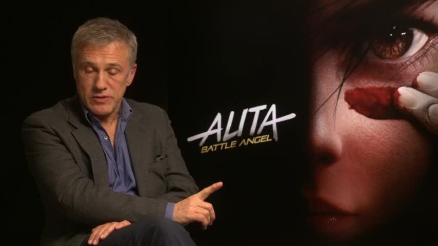 The first female that caught the eye of Christoph Waltz was NOT Minnie Mouse. He preferred big screen sirens. (Feb. 11)