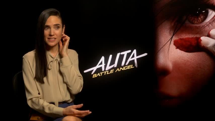 Truth or Not? Jennifer Connelly's first celebrity crushes involve leather jackets