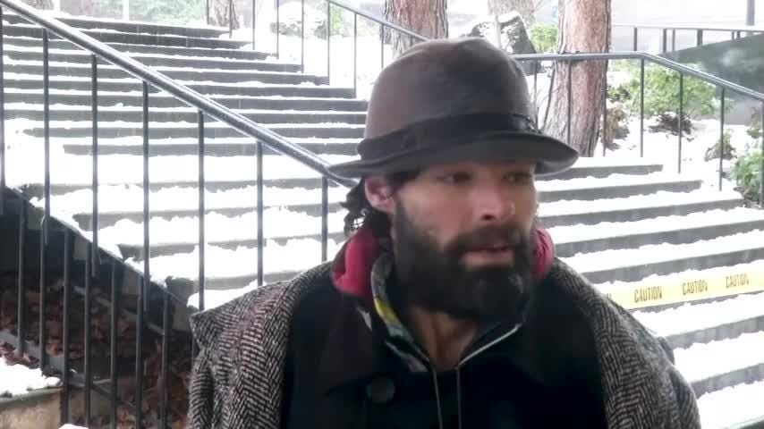 Truth or Not? Seattle homeless cope with rare snow storm