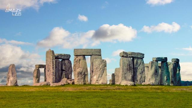 Several theories think they know who built Stonehenge, but where did the inspiration for the iconic site come from?