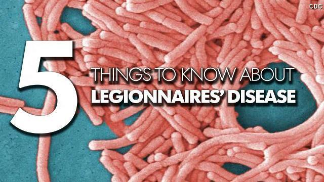In light of the recent outbreak of Legionnaires' disease in New York City, here are five facts you need to know about the disease.