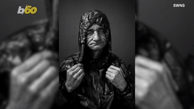 A photographer is taking pictures of homeless people in New Jersey and giving them a professional look. Buzz60's Mercer Morrison has the story.