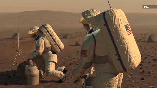 Want to go to Mars? NASA is looking for jokesters