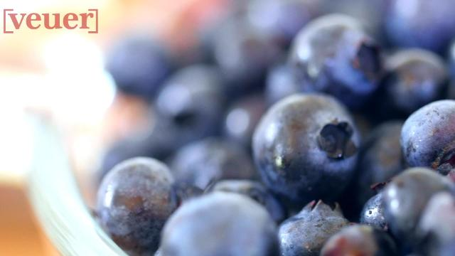 Study: Blueberries might lower risk of heart disease by 20%