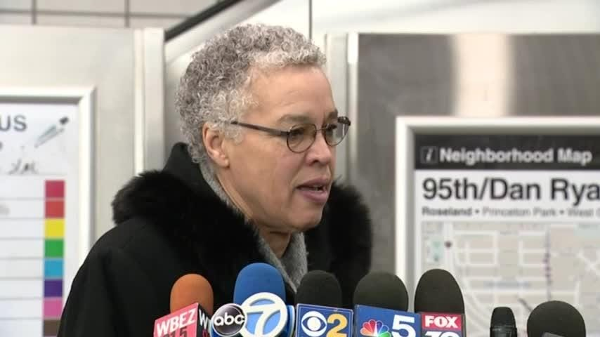 Chicago will elect its first black female mayor