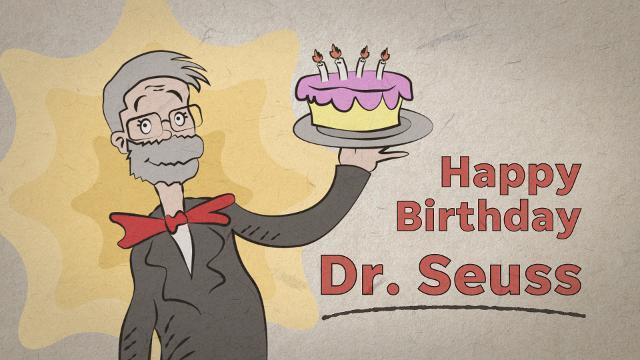 Dr Seuss Bet You Didnt Know These 30 Things About The Famous Author