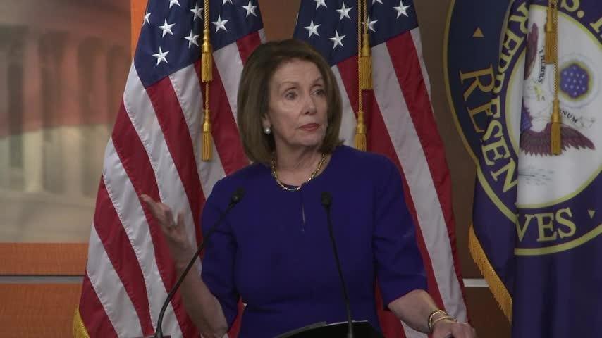 Nancy Pelosi says anti-hate resolution won't name Rep  Ilhan Omar