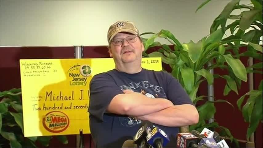 Unemployed man nearly forgot winning $273M lottery ticket