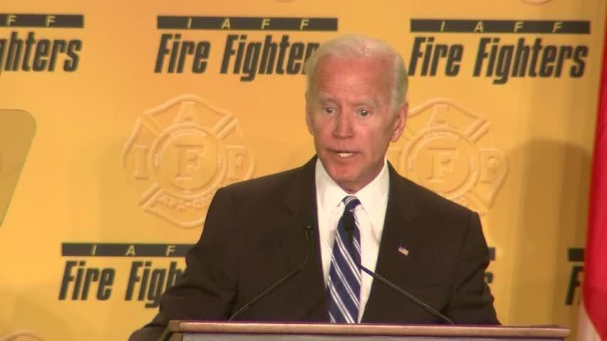 Biden hints at White House bid 'in a few weeks'