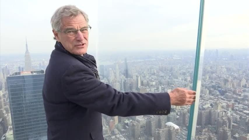 Sky-high observation deck being built in NYC