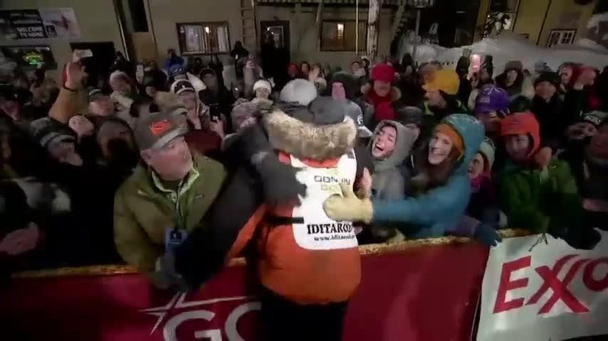 Alaska native Pete Kaiser wins Iditarod