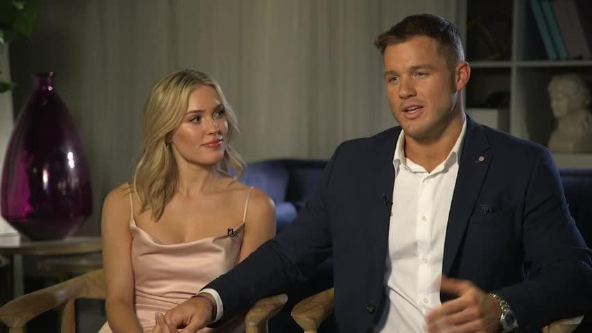 "This season on ""The Bachelor,"" Colton Underwood went from the hunted to the hunter after front-runner Cassie Randolph took herself out of the running, leaving Colton to try to change her mind. His efforts paid off and the two are now together. (March 14)"