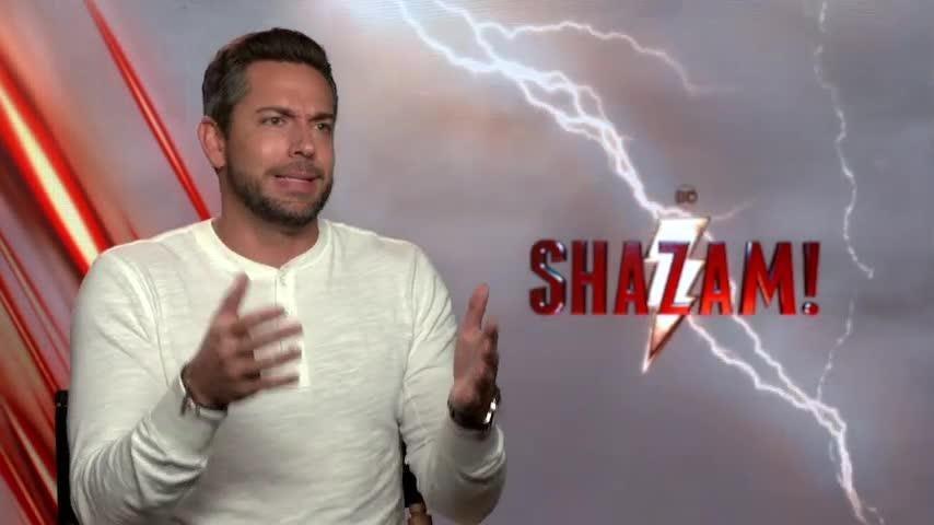 Levi: 'Shazam!' isn't battling 'Captain Marvel'