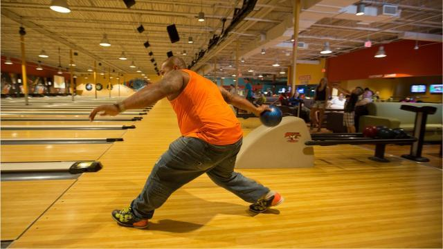 The new Strike & Spare in Clarksville