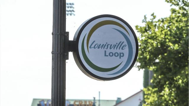 The now approximate 111-mile Louisville Loop, a shared-use path designed to encircle the city of Louisville, currently lacks needed funding to move into the design and construction phases for its remaining sections. June 26, 2017