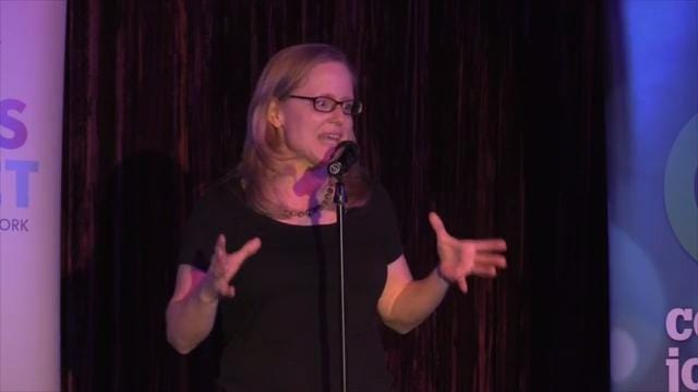 Storytellers | Ellen Sherby says marriage is a cross-cultural adventure