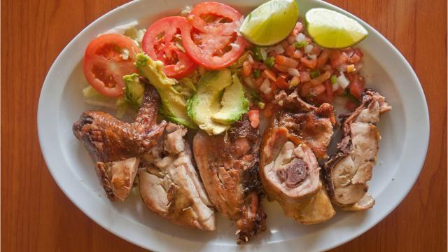 ¡Qué rico! A look at Mexican dishes of Supermercado Guanajuato