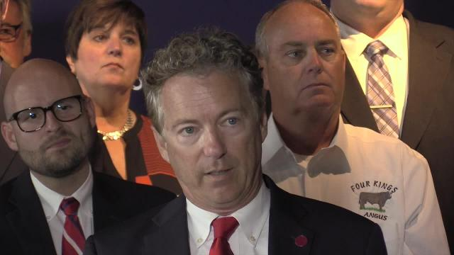 Sen. Rand Paul proposes new health insurance associations to replace Obamacare