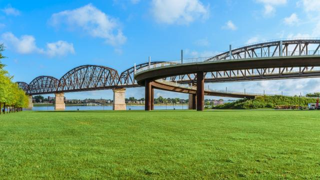 A look into recent data by the Trust for Public Land shows Louisville continues to rank near the dead end of the list for park accessibility for its residents.