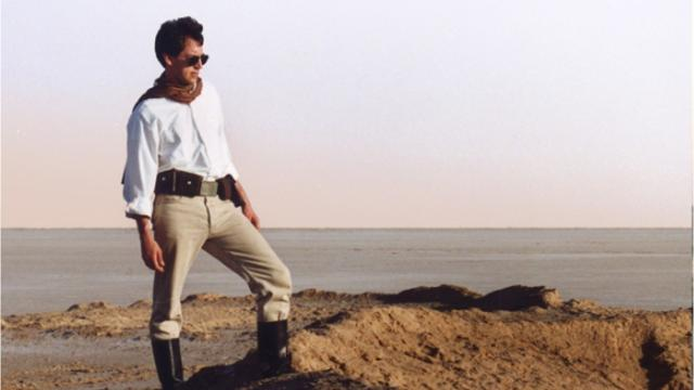 Archaeologist David West Reynolds took his 'Star Wars' fandom to the next level by mapping out the filming locations of the original 'Star Wars' movie and setting out on an expedition to find them