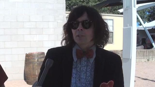 Beach Slang at Forecastle with Jeffrey Lee Puckett