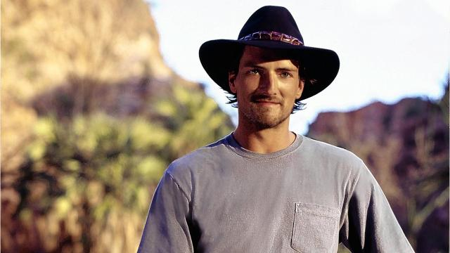 """But before swearing to protect and serve, Vadim Dale was stealing women's hearts across America as the star of a """"Bachelor""""-esque show on TBS where 12 women traveled to Australia in hopes of being the final contestant that he would marry."""