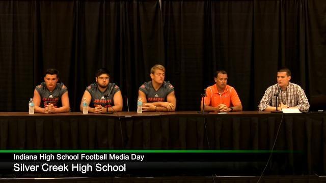IHS Football Media Day: Silver Creek High School