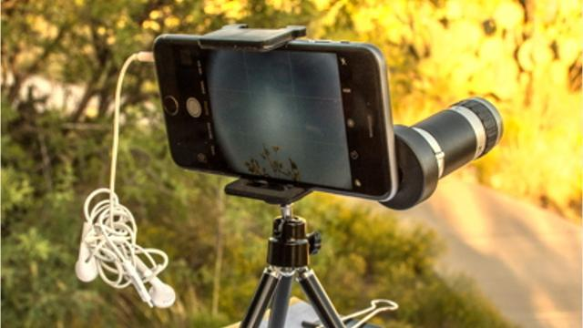 How to capture the eclipse on your iPhone