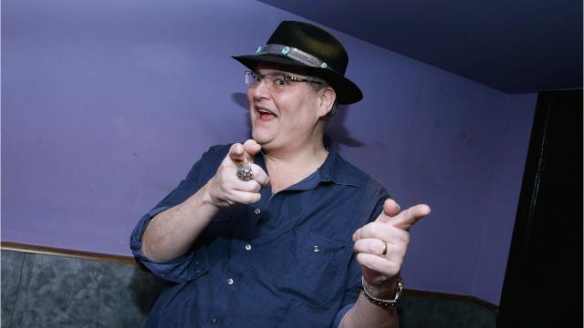 Versailles, Kentucky, native Forrest Rutherford has been locked in a social media battle with John Popper of Blues Traveler.