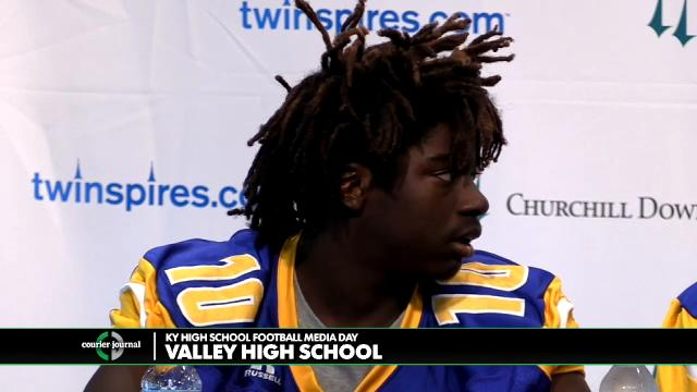 Valley High School Football Media Day