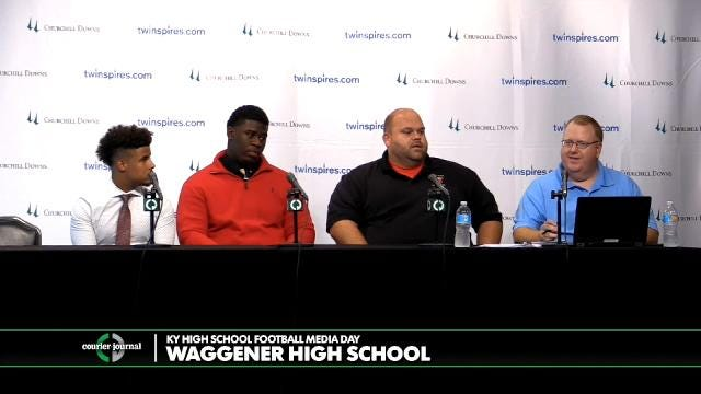 Waggener High School Football Media Day
