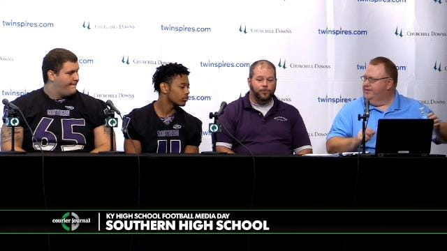 Southern High School Football Media Day