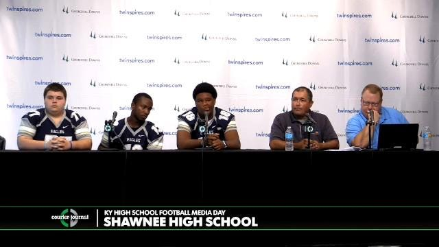 Shawnee High School Football Media Day